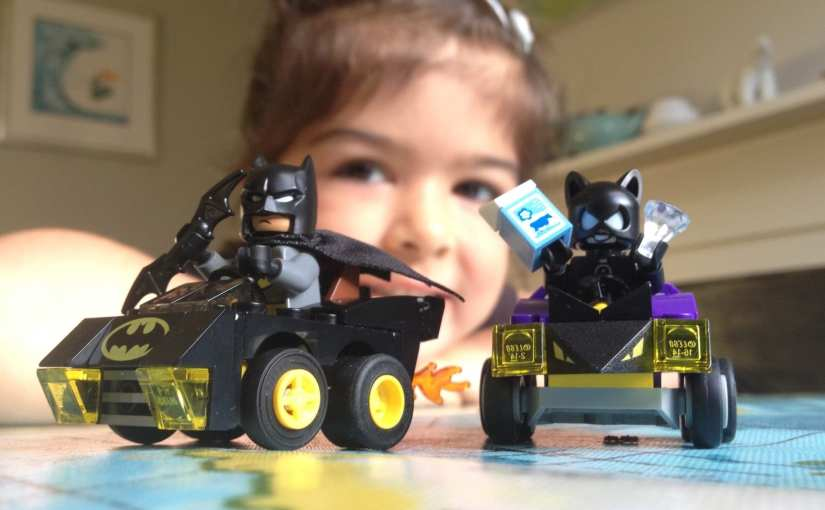 LEGO DC Super Heroes Mighty Micros: Batman vs Catwoman (76061)