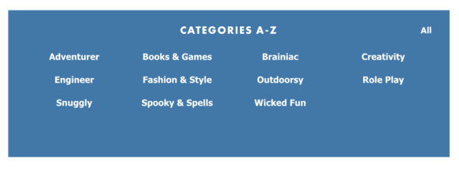 wicked-uncle-categories