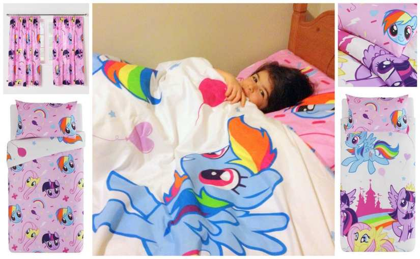 My Little Pony: Friendship is Magic Bedding and Curtains