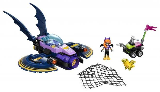 LEGO DC Super Hero Girls: Batgirl's Batjet (41230) packshot