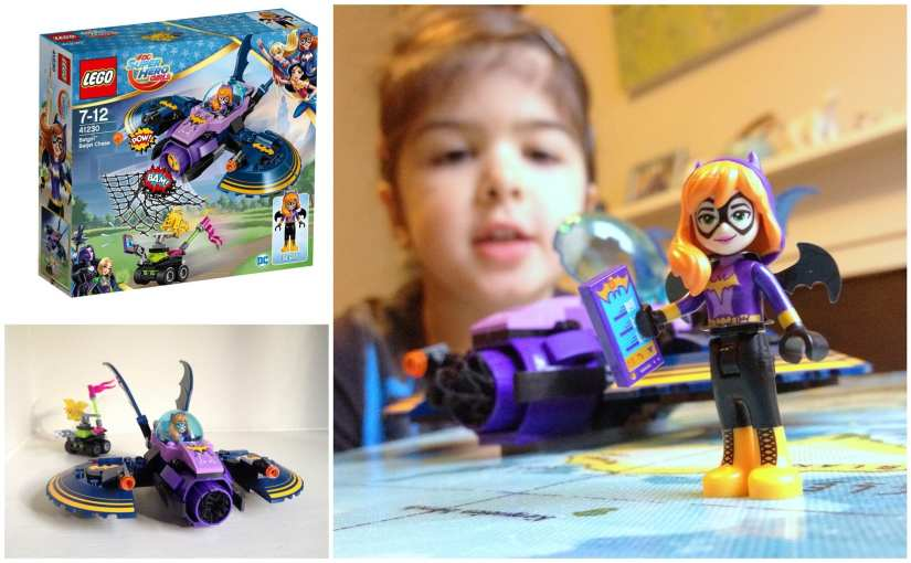 LEGO DC Super Hero Girls: Batgirl's Batjet (41230)