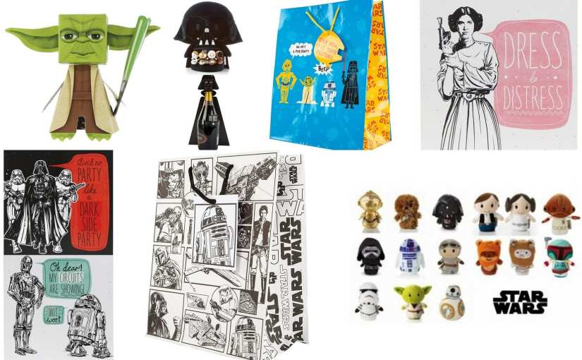Our Star Wars Day Hallmark haul