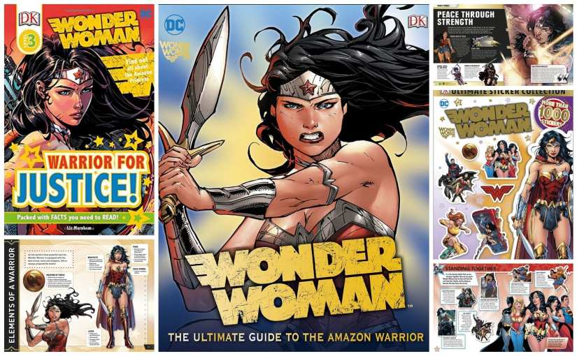 Wonder Woman DK Books review