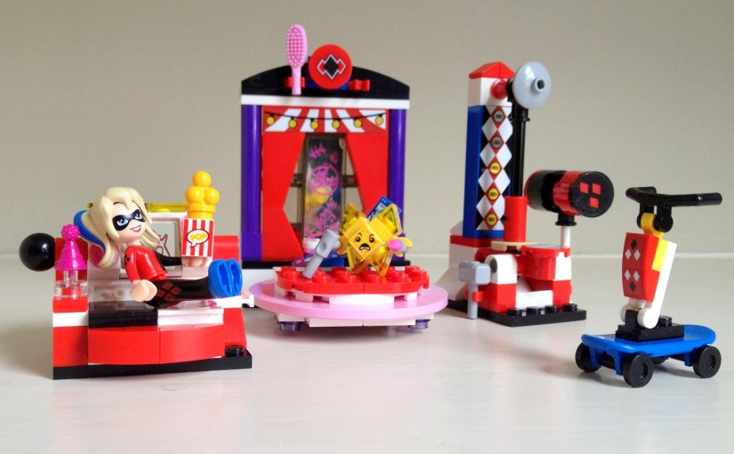 Review: Harley Quinn Dorm – LEGO DC Super Hero Girls (41236)
