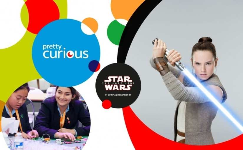 Star Wars and encouraging Girls into STEM