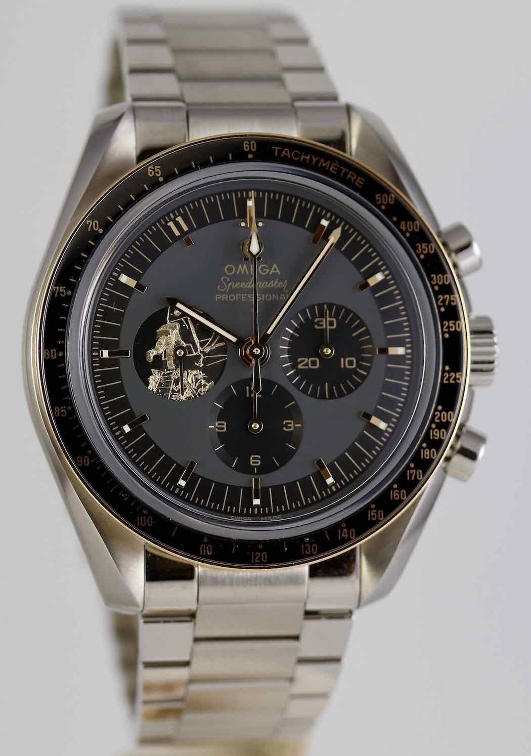 Omega Speedmaster Apollo 11 50th Anniversary – 11 600€ – Man Vs Time