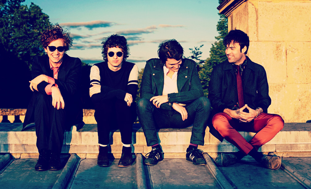 Playing in 2017 - The Kooks