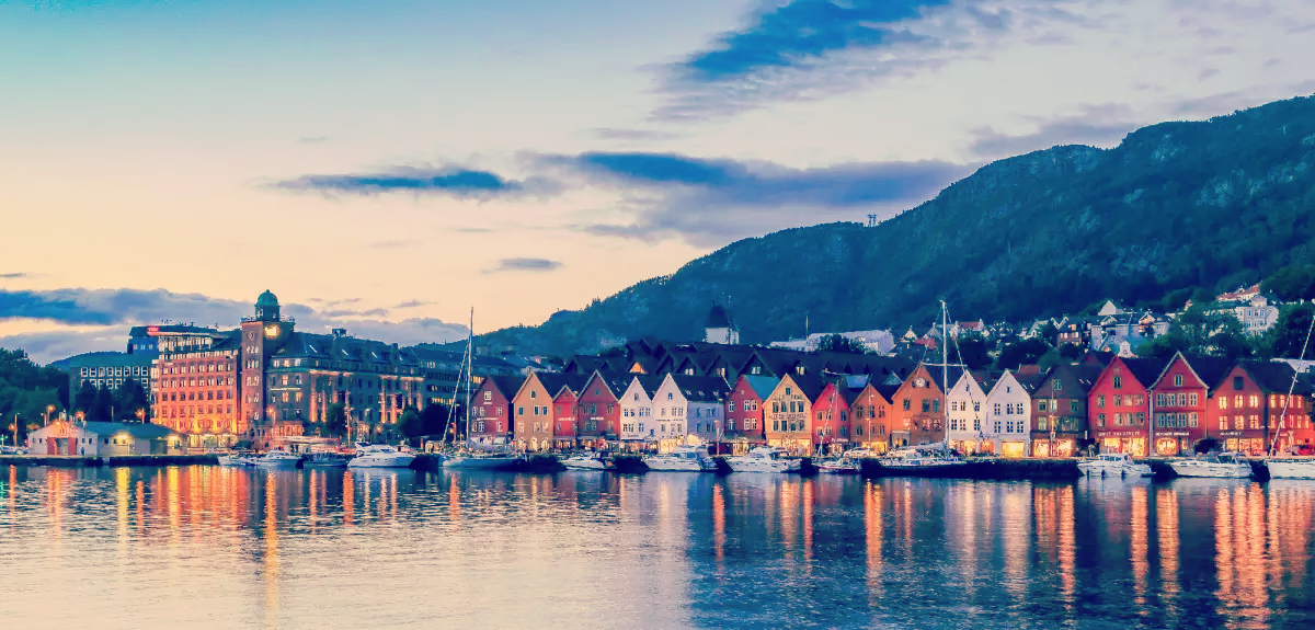 Happiest place in the world - Norway