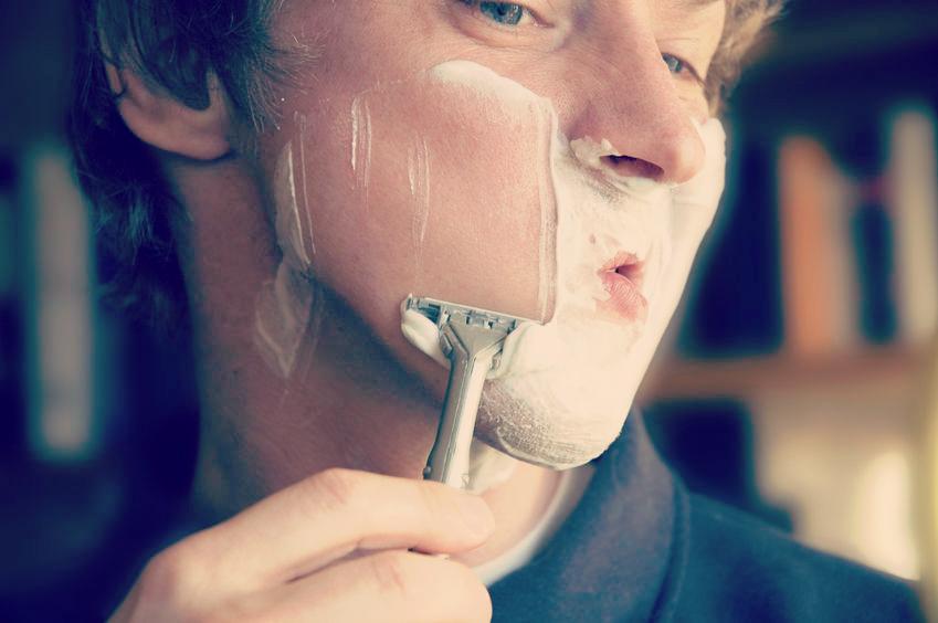 Safety Razor Shave