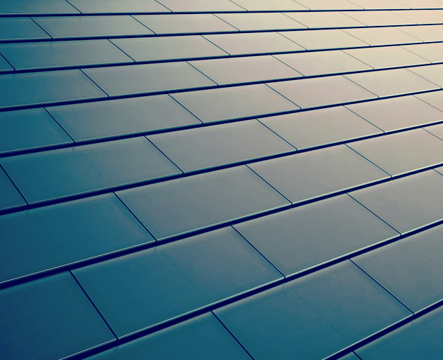 Tesla's Solar Roof Tiles