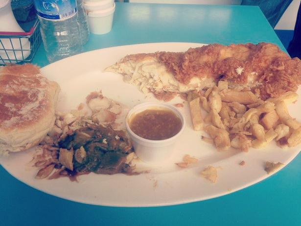 Fish 'n Chips