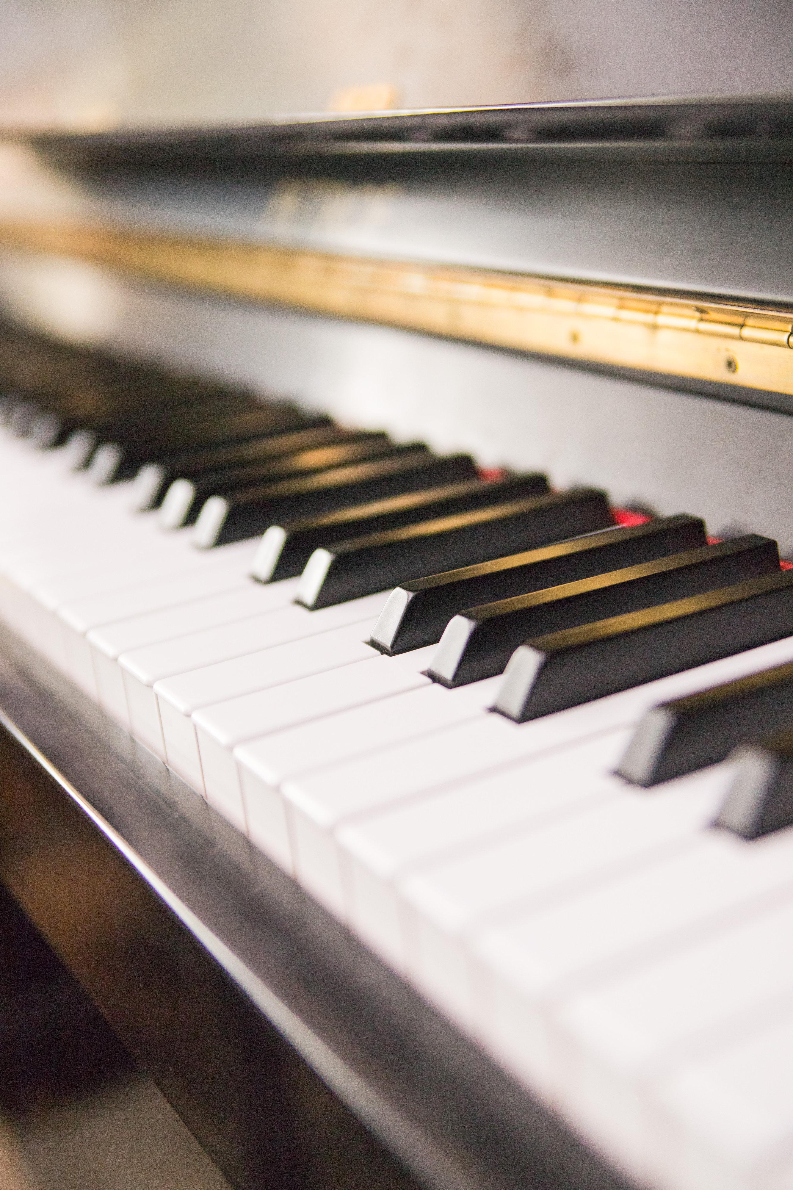 Piano Lessons Manwaring Music