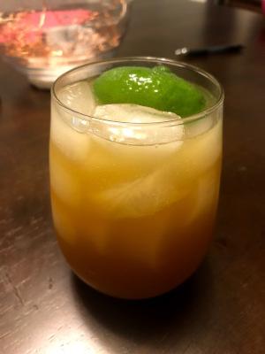 AppleCider Margarita