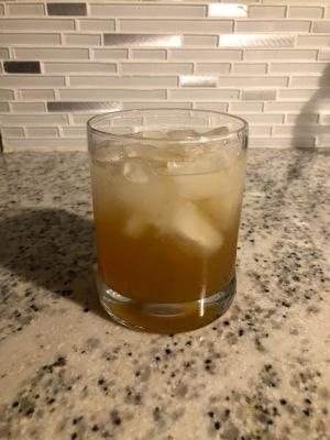 CranApple Bourbon