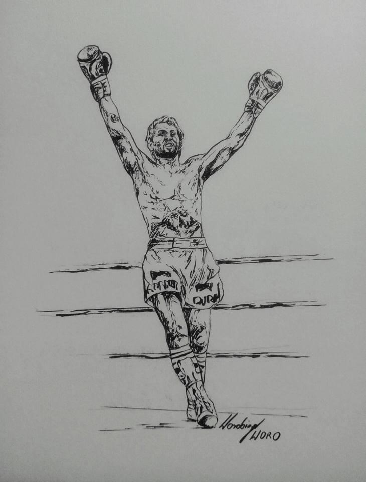 Roberto Duran od woro