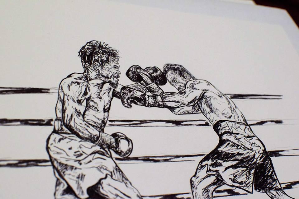 Manny Pacquiao vs Juan Manuel Marquez od woro