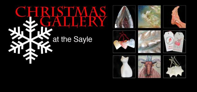 Christmas Gallery Shop at The Sayle