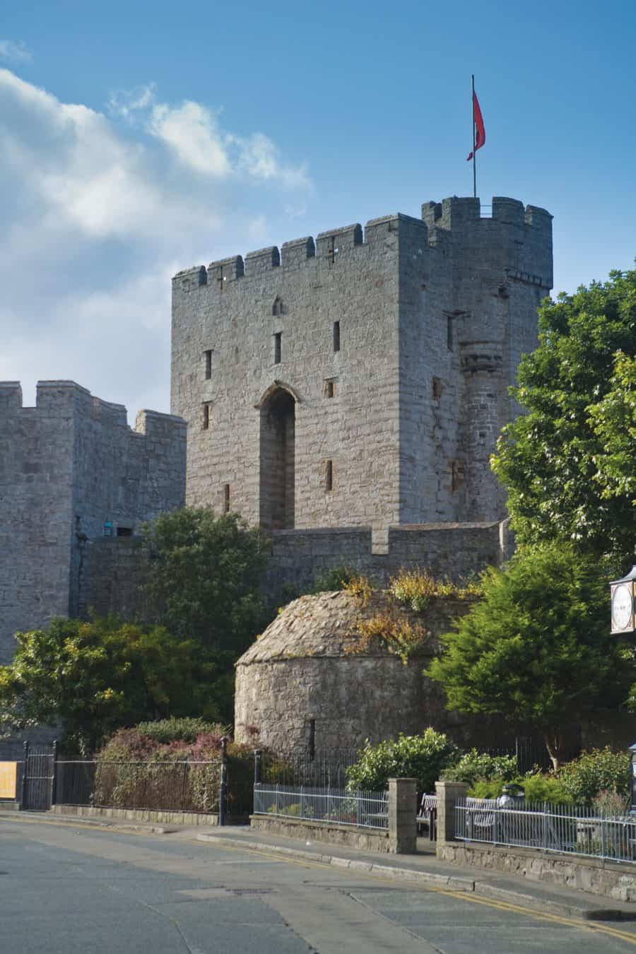 Castle Rushen Manx National Heritage