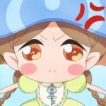 【リルリルフェアリル】第33話感想 のこ姉ちゃんの苦悩、ウェイトレスりっぷ、シロは糖尿一直線