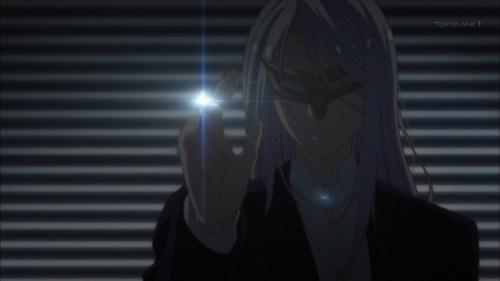 仮面野郎の速水(第1話)