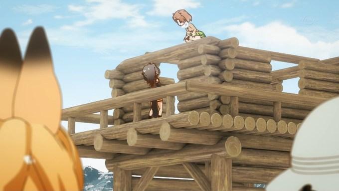 プレーリードッグとビーバー(第5話画像)