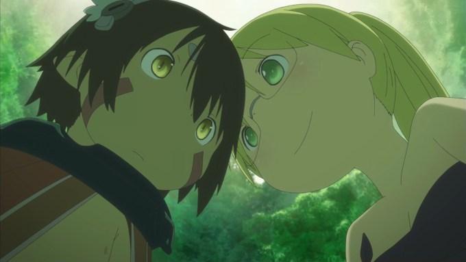 レグとリコ