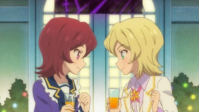 芦田有莉とユーリ