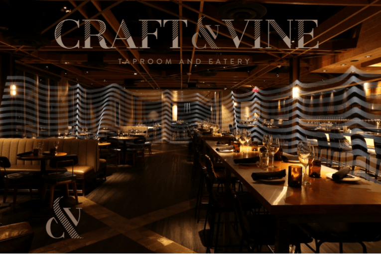 Home Craft Vine Taproom And Eatery