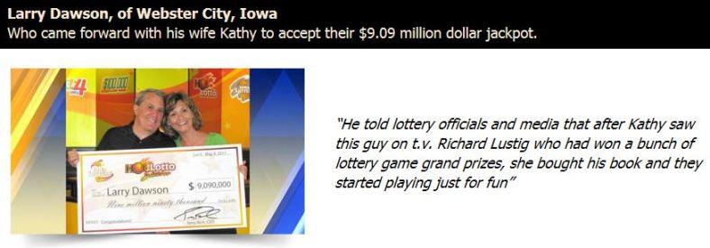 Auto Lotto Processor Proof