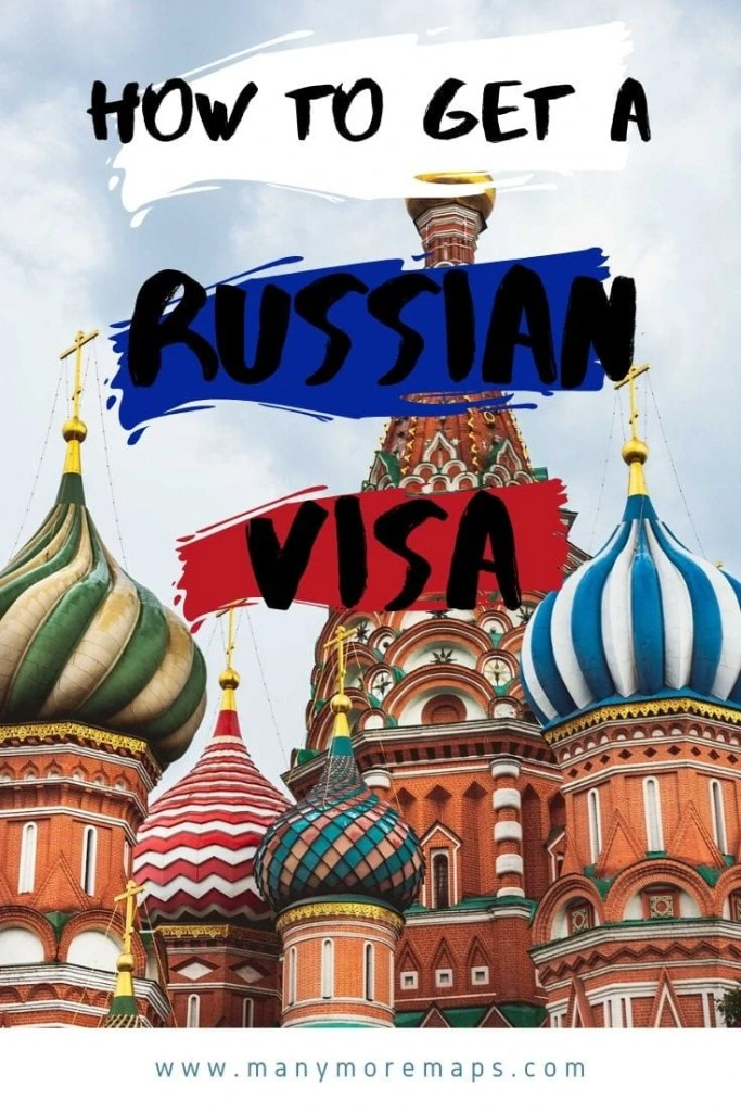Pinterest cover - russian visa application