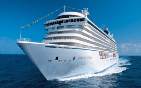 Best Cruise Lines: Crystal Cruises Luxury lines