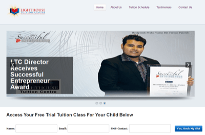 ManyTutors: Lighthouse Singapore Tuition Centre Reviews