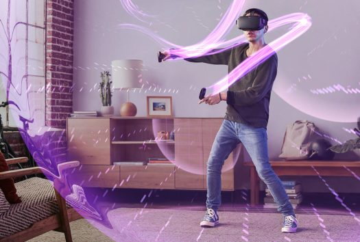 Oculus Quest inside out tracking
