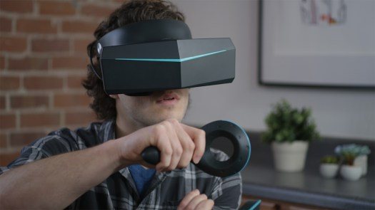 Pimax 8K and Controllers