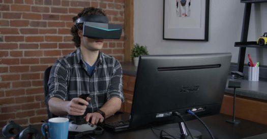 Pimax 8K VR Rig