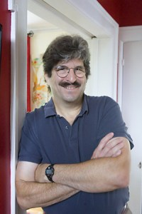 Gary Ruvkun, professor of genetics at MIT, and a principal investigator for The Search for Extraterrestrial Genomes.