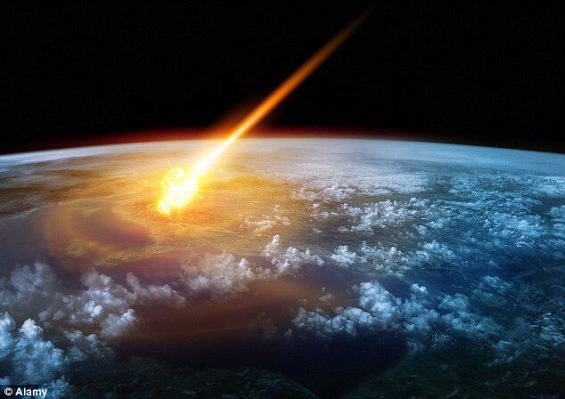 "Early Earth, like early Mars and no doubt many other planets, was bombarded by meteorites and comets. Could they have arrived ""living"" microbes inside them?"