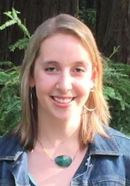 Caroline Morey of the University of California, Santa Cruz