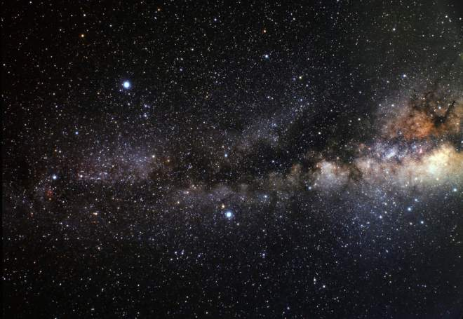 An essentially infinite number of stars in countless galaxies makes for an equally infinite number of likely exoplanets.