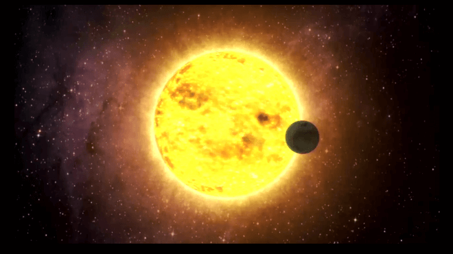 The power and dynamics of a host star plays an enormous --and increasingly studied -- role in assessing whether an exoplanet is potentially habitable. Artist rendering of planet transiting a xxx.