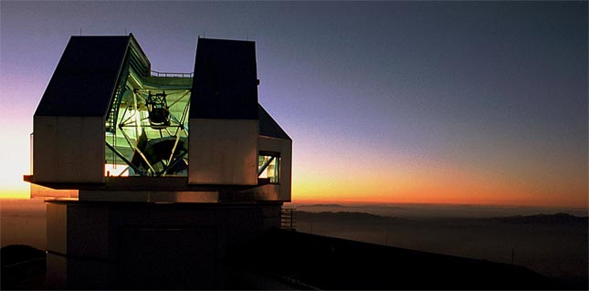 The new generation spectrograph will be installed on the 3.5 meter WYN telescope at Kitt Peak. Operated by National Optical Astronomy Observatory, the $10 million project is a collaboration of NASA and the National Science Foundation.