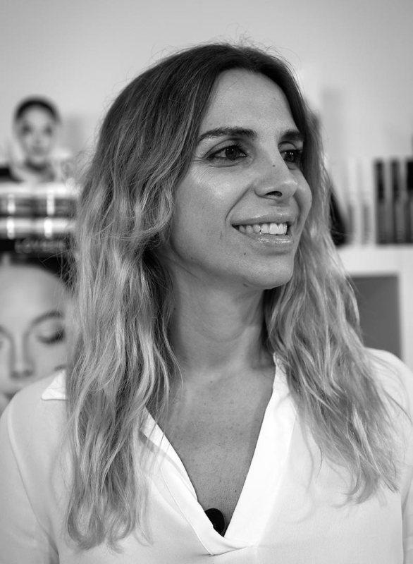 Elena Manzana cosmetis