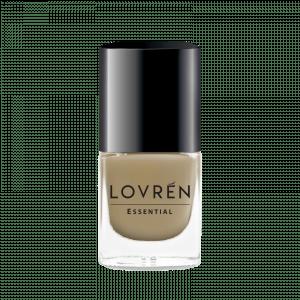 Esmalte de uñas Lovrén verde Kaki S20. Esmalte profesional