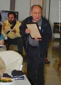 Manzanar Committee member Kanji Sahara