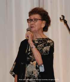 "Mary Kageyama Nomura, the ""Songbird of Manzanar."""
