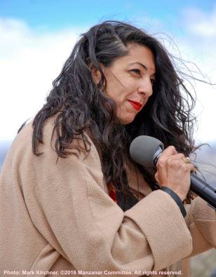 Featured speaker Maytha Alhassen
