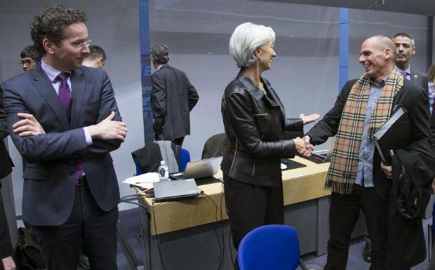 H εικόνα που έδωσαν τα ελληνικά ΜΜΕ για τη συνάντηση