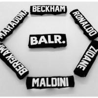 De Beckham a Ronaldo: Conheça BALR, a marca que se inspira no futebol para criar moda masculina