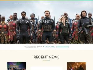 2018 best wordpress sites the waltdisney company