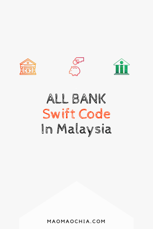 List of ALL Bank Swift Code in Malaysia